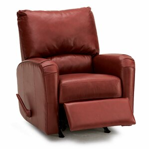 Colt Leather Power Rocker Recliner  sc 1 st  Wayfair : palliser swivel recliner - islam-shia.org
