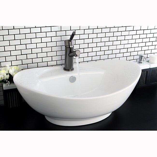 Extra Deep Vessel Sink Wayfair