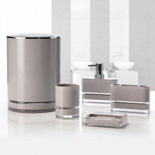 Grey Bathroom Accessories You Ll Love Wayfair