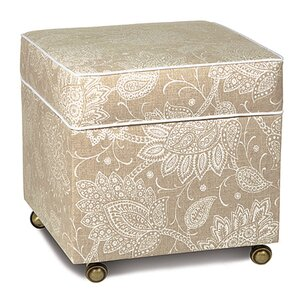 Aileen Cube Ottoman by Eastern Accents
