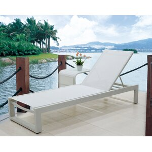 Branchville Premium Outdoor Texilene Chaise Lounge (Set of 2)