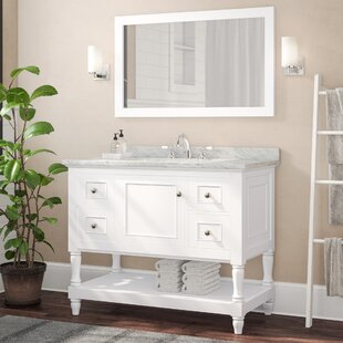 "Quickview. Birch Lane™ Heritage. Leda 42"" Single Bathroom Vanity ..."