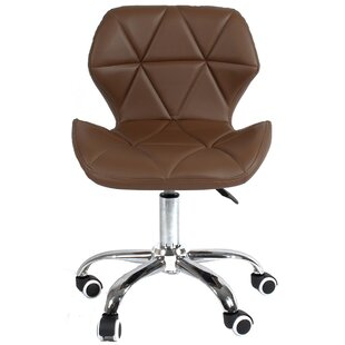 Tan Leather Office Chair | Wayfair.co.uk