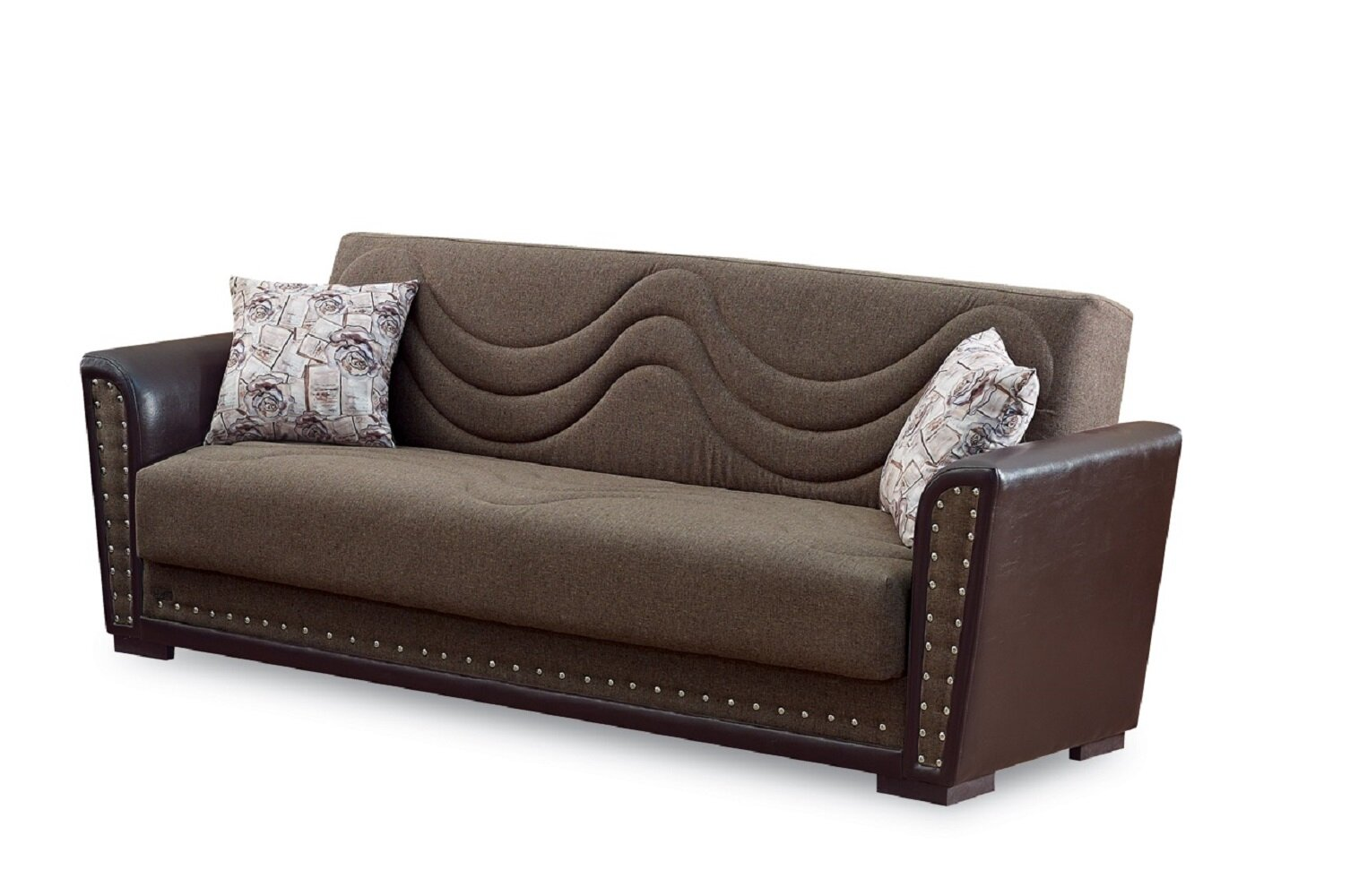 Beyan Toronto Convertible Sleeper Sofa Reviews Wayfair