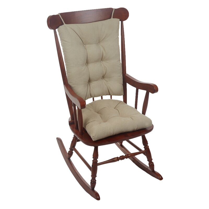 rocking chair cushion & reviews | joss & main