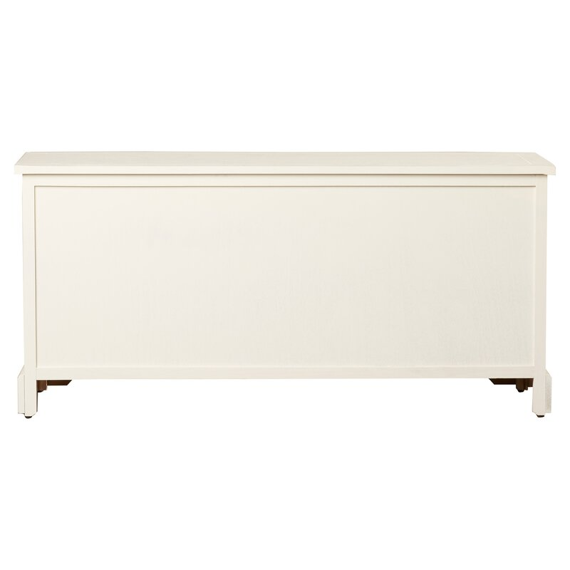 Beachcrest Home Ardina Wood Storage Bench Amp Reviews Wayfair