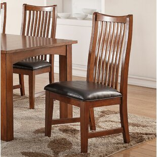 Fort Kent Upholstered Dining Chair (Set of 2)
