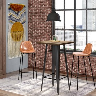 Industrial Kitchen & Dining Tables You\'ll Love   Wayfair