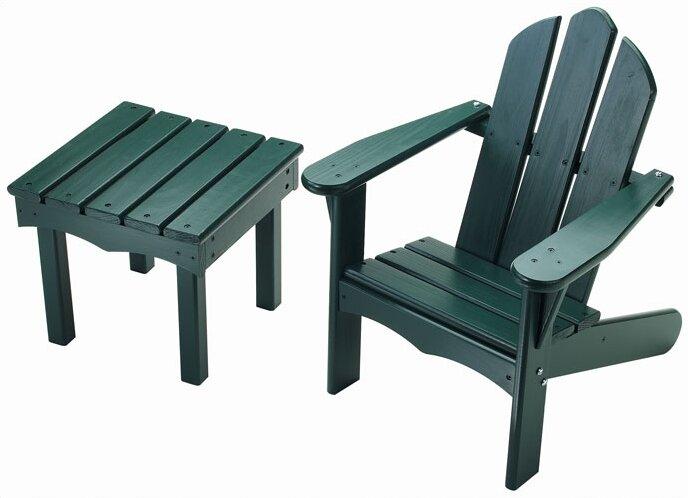 Personalized Kids Adirondack Chair  sc 1 st  Wayfair & Little Colorado Personalized Kids Adirondack Chair u0026 Reviews | Wayfair