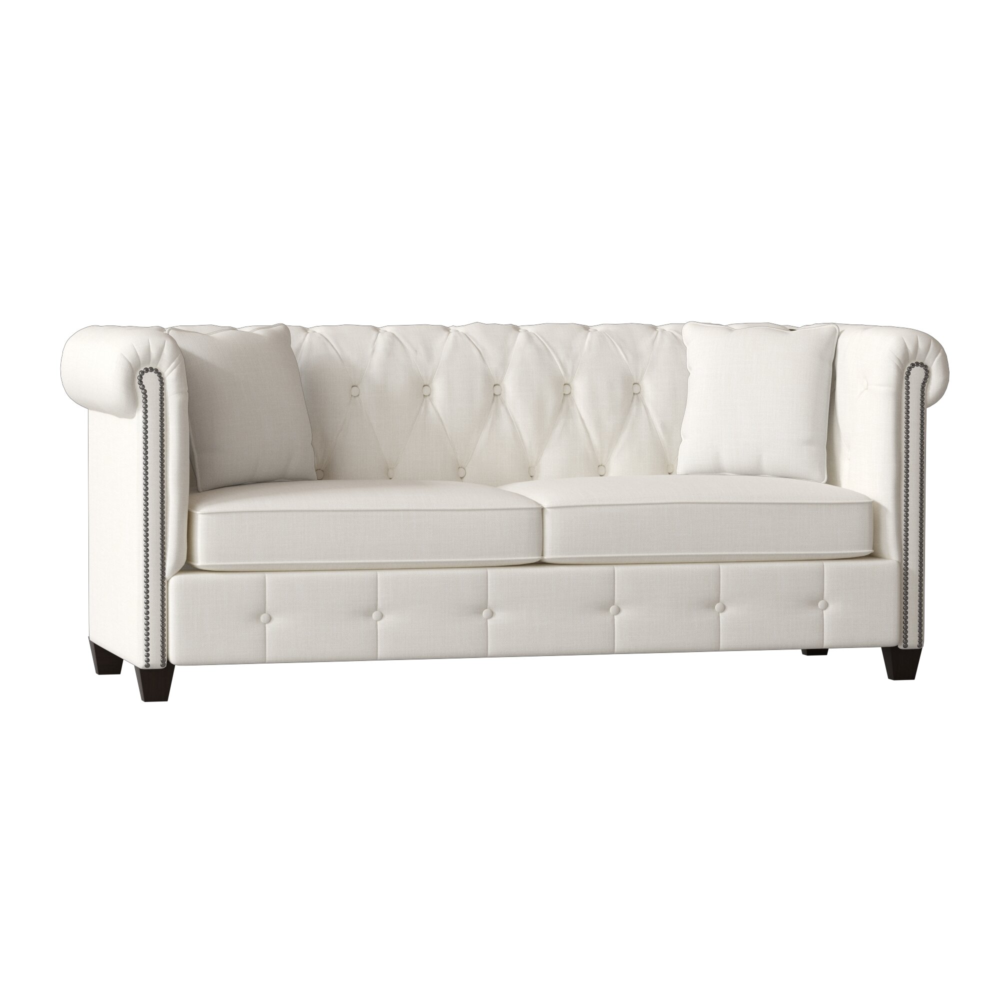Fantastic Josephine Chesterfield Sofa Beutiful Home Inspiration Cosmmahrainfo