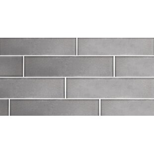 excellent dimensions of subway tile. Secret Dimensions 3  x 6 Glass Subway Tile in Frosted Silver Backsplash You ll Love Wayfair