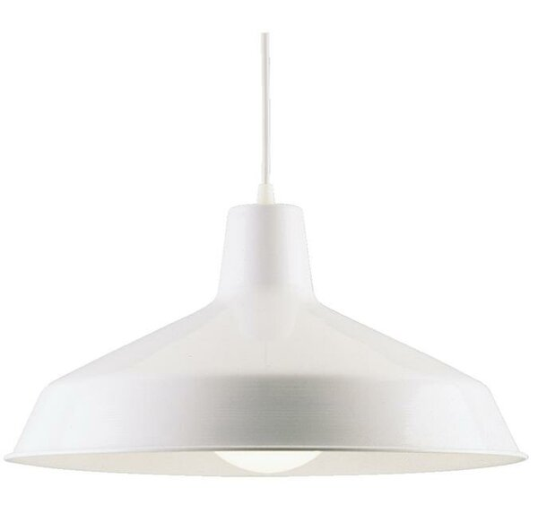 Westinghouse Lighting Warehouse 1-Light Dome Pendant