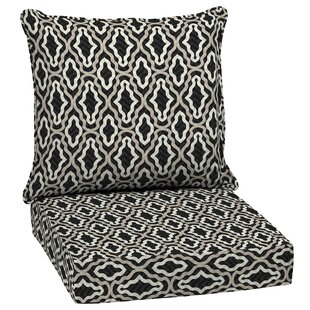 Trellis Deep Seat Outdoor Dining Chair Cushion By Ebern Designs