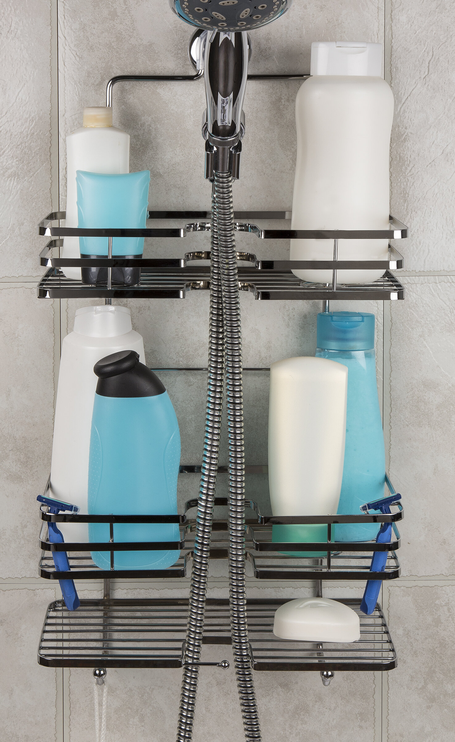 R&K Bath Planart Hanging Shower Caddy | Wayfair