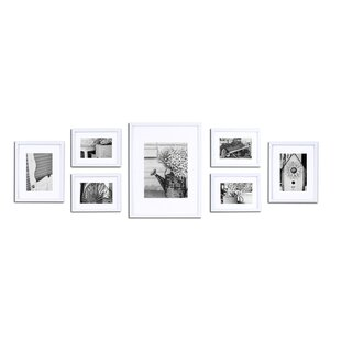 White Gallery Wall Frame Sets Youll Love Wayfair