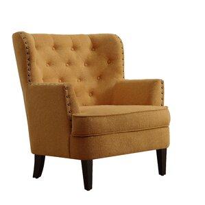 Lovely Chrisanna Wingback Chair