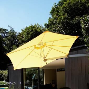 Willa Arlo Interiors 9' Market Umbrella & Reviews | Wayfair