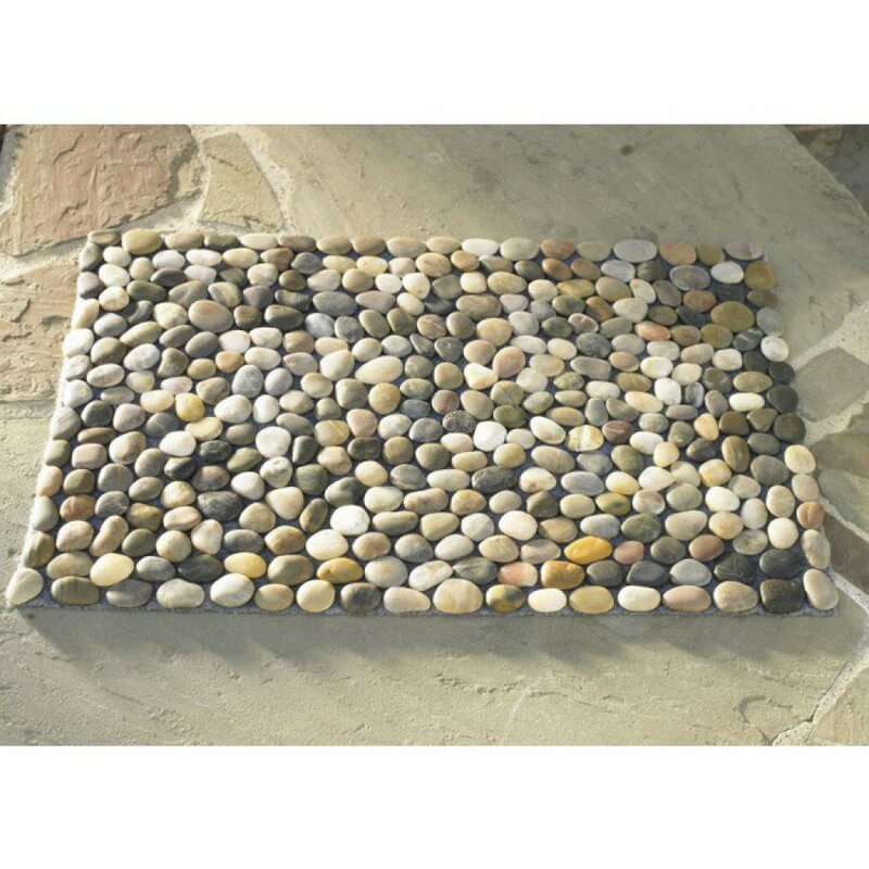 Vivaterra Riverstone Bath Rug Amp Reviews Wayfair Ca