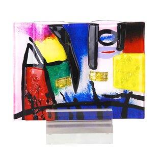 Excellent Coral Colored Vase | Wayfair VI94