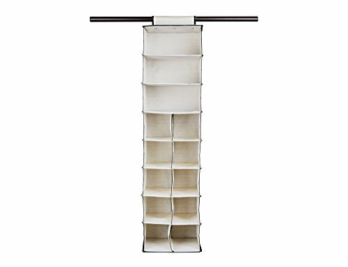 Shoe And Purse Closet Storage 10 Cubbies And Shelves Hanging Organizer
