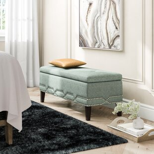Eris Upholstered Storage Bench