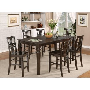 Logan 5 Piece Counter Height Dining Set