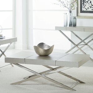 Ava Coffee Table with Lift Top by Standard Furniture