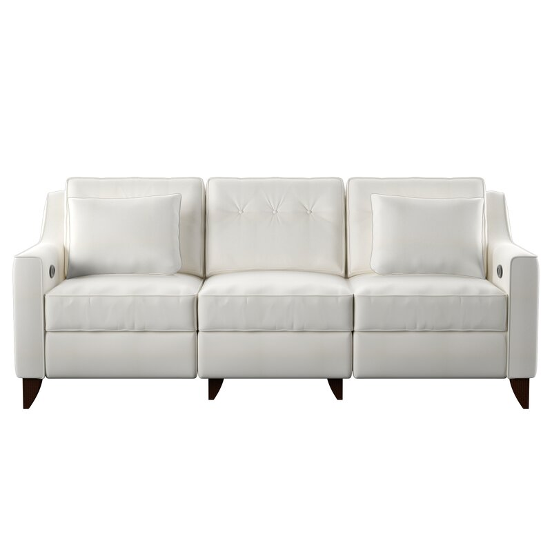 Logan Reclining Sofa Amp Reviews Allmodern
