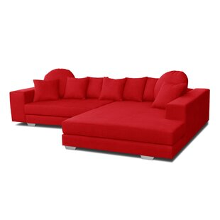 Red Corner Sofas You\'ll Love | Wayfair.co.uk