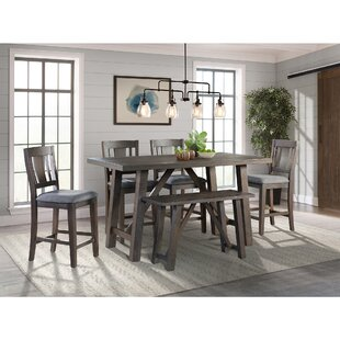 Sorrentino 6 Piece Pub Table Set