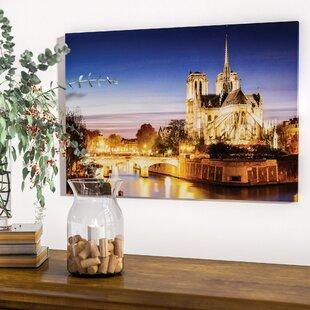 Notre Dame Wall Murals Wayfair