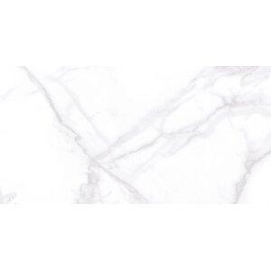 Laurel 24.8cm x 49.8cm Ceramic/Marble Tile in Marble