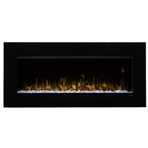 Nicole Wall Mount Electric Fireplace by Dimp..