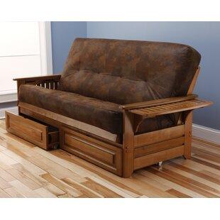sheldon futon and mattress adjustable futon   wayfair  rh   wayfair