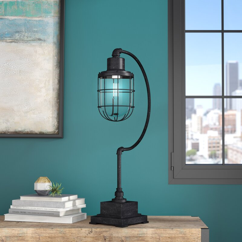 Trego Metal 33 Desk Lamp