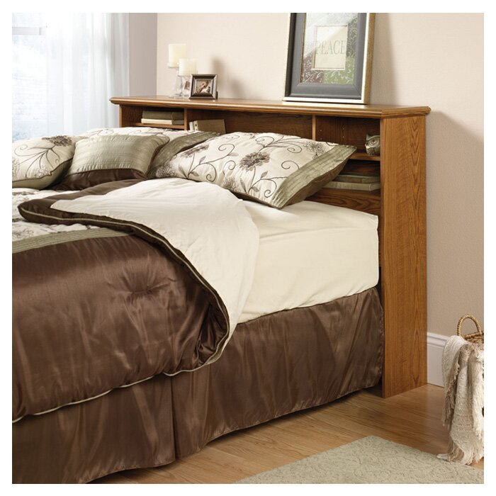 Orchard Hills Bookcase Headboard