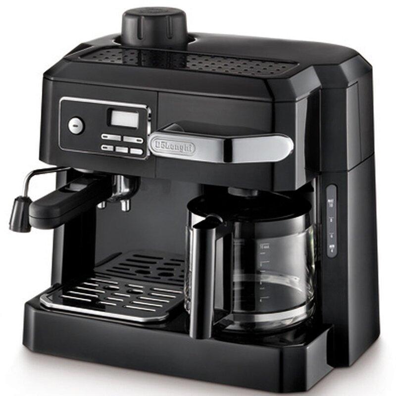 Combination Coffee Espresso Maker