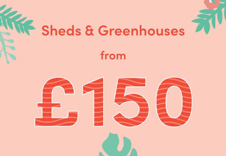 Sheds & Greenhouses