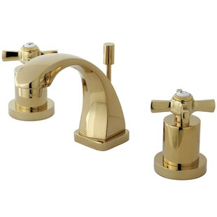 Modern Contemporary Brushed Brass Bathroom Faucet AllModern - Aged brass bathroom faucet
