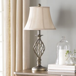 3 way table lamps youll love carnside 27 table lamp set of 2 audiocablefo
