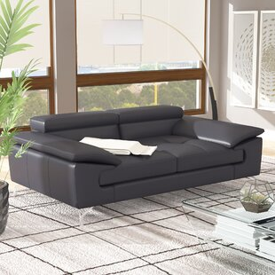 Divani Casa 957 - Modern Italian Leather Sofa Set - Lounge LA