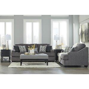 Nicholls Upholstery Living Room Set Design