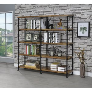 Durell Etagere Bookcase
