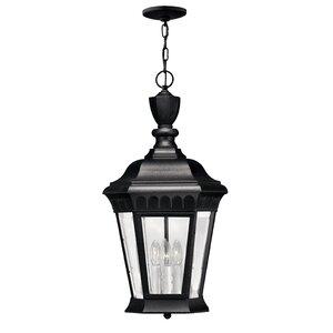 Regal 3-Light Outdoor Hanging Lantern