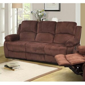 Oakley Reclining Sofa by Beverly Fine Furniture