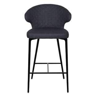 Letchworth Counter 25.7'' Bar Stool