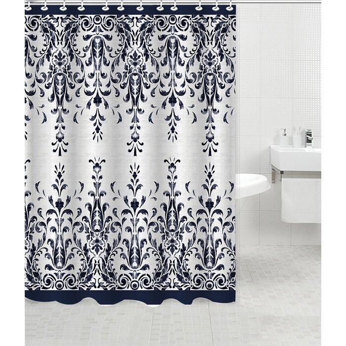 Millhouse Jacquard Shower Curtain