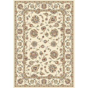Attell Ivory/Ivory Area Rug