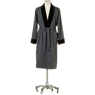 Gephart Lining 100% Cotton Terry Cloth Bathrobe. by Orren Ellis e6df8d044