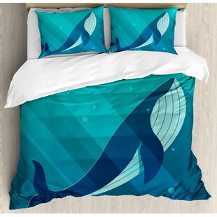 Whale Bedding Wayfair